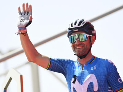 Freccia Vallone, Alejandro Valverde ancora sul podio! Fra 4 giorni compirà 41 anni…