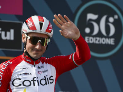 Giro delle Fiandre 2021: Elia Viviani è ancora dolorante e non sarà al via. L'azzurro conta di tornare allo Scheldeprijs