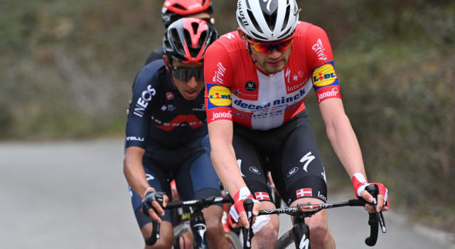 Giro delle Fiandre 2021, impresa della carriera per Kasper Asgreen! Battuto Van der Poel nello sprint ristretto!