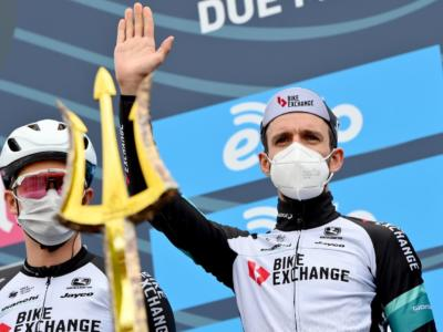 Classifica Tour of the Alps 2021: Simon Yates in vetta e vicino al successo finale. Pello Bilbao 2°