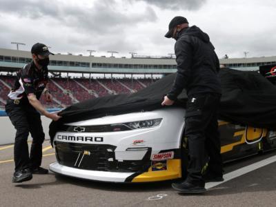 NASCAR Xfinity Series, Josh Berry si impone a sorpresa a Martinsville