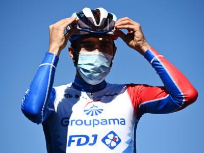 Giro d'Italia 2021: Thibaut Pinot verso il forfait a causa dei problemi alla schiena