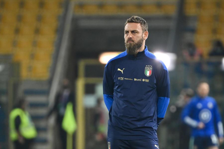"""Calcio, Daniele De Rossi: """"Ho la polmonite interstiziale bilaterale. Non è grave, ma ce l'ho"""""""