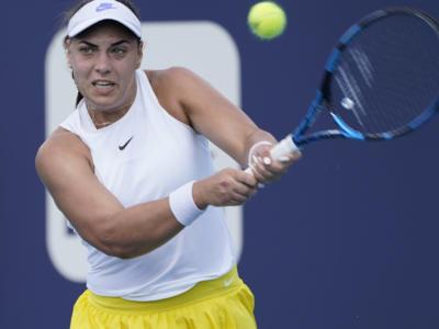WTA Istanbul 2021, i risultati del 19 aprile: Konjuh elimina Errani. Bene Golubic e Siniakova