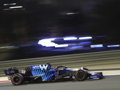 """F1, George Russell: """"Mercedes molto sensibile al vento in Bahrain, come la Williams"""""""
