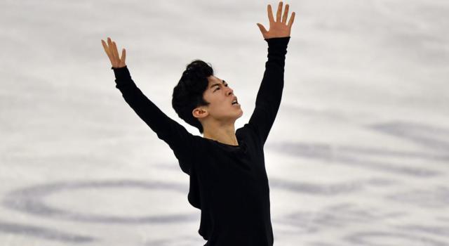 Pattinaggio artistico: Nathan Chen vince anche il libero al World Team Trophy 2021. Benissimo Daniel Grassl