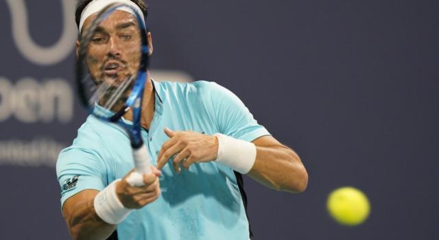 Fognini-Munar oggi, ATP Marbella: orario, tv, programma, streaming