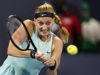 WTA Charleston 2021, risultati 6 aprile: Kvitova, Muguruza e Putintseva già agli ottavi. Niente Italia, Trevisan già out