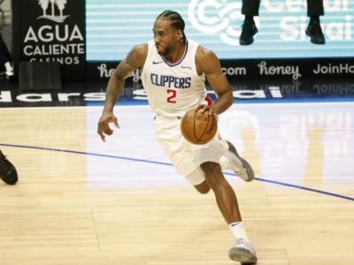 NBA 2021: i Clippers vincono il big match coi Suns, Utah stende Portland