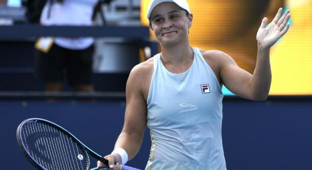 Barty-Andreescu, finale Wta Miami 2021 oggi: orario, tv, programma, streaming