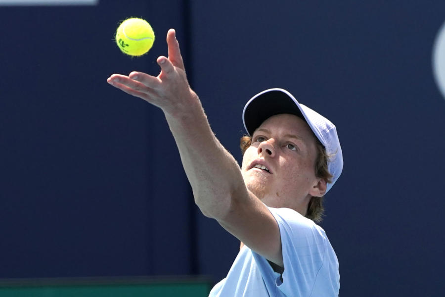 Tennis Jannik