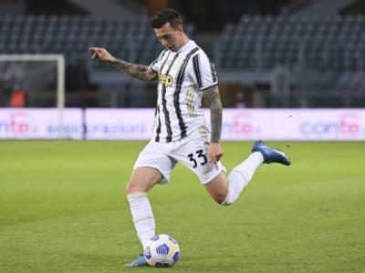 Calcio, Juventus: Federico Bernardeschi positivo al Covid-19. Si allarga il focolaio del gruppo Italia