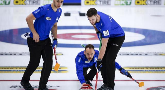 Italia-Canada e Italia-Russia curling oggi: orari, tv, programma, streaming Mondiali 2021