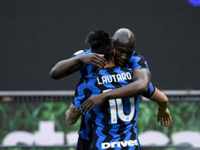 VIDEO Inter-Sassuolo 2-1, Highlights, gol e sintesi: Lukaku e Lautaro avvicinano lo scudetto