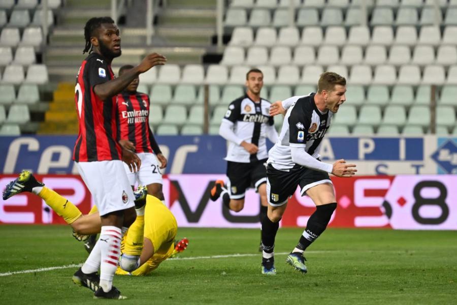 Calcio, Serie A 2020 2021: il Milan passa a Parma, lo Spezia batte il Crotone