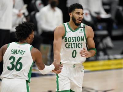 NBA 2021, i risultati della notte (14 aprile): Boston espugna Portland in volata, vincono tutte le big a Ovest