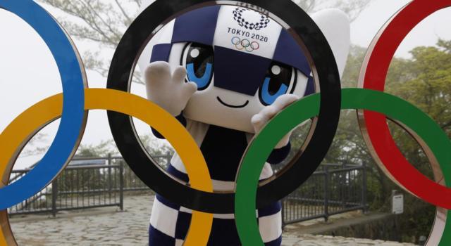 Tokyo 2021, sul Monte Takao si è svolta la cerimonia dei 100 giorni alle Olimpiadi