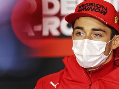 """VIDEO F1, Charles Leclerc: """"Fatico in rettilineo, puntavo al podio"""""""