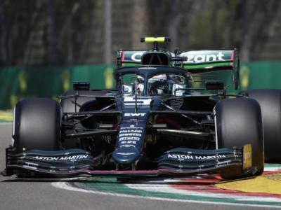 """F1, Sebastian Vettel: """"Abbiamo alcune nuove parti sulla macchina. Mi ha dato fastidio il traffico, non ho mai avuto la pista libera"""""""