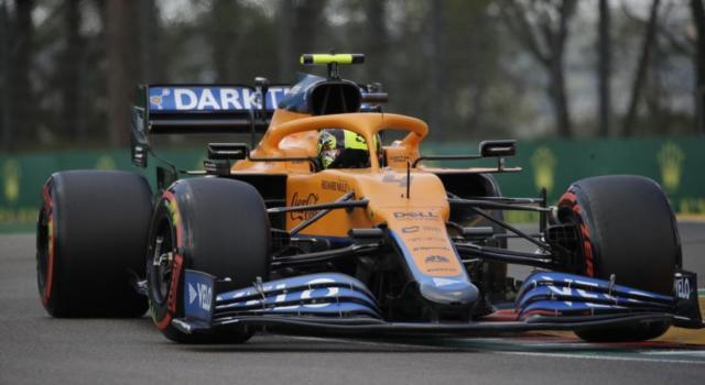 F1, la classifica delle velocità di punta settore per settore. Norris scatenato