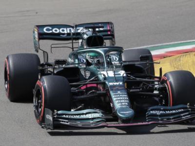 """F1, Lance Stroll: """"Mi sono divertito in pista. Le condizioni erano molto difficili"""""""