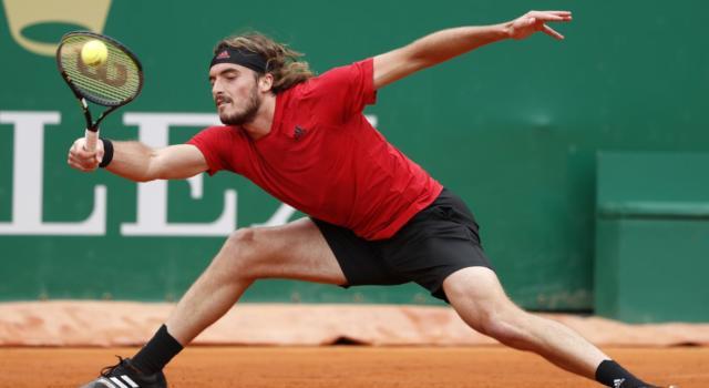 Tsitsipas-Rublev oggi, Finale Masters 1000 Montecarlo: orario, tv, programma, streaming