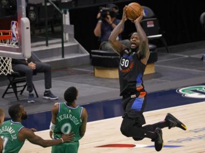 NBA 2021, i risultati della notte (22 aprile): New York Knicks, ottava di fila. Suns battono 76ers, vincono Jazz e Clippers