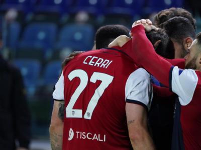 Calcio, Serie A 2021: fondamentale vittoria del Cagliari sul Parma nella corsa salvezza