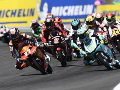 Moto3, GP Spagna: Foggia e Migno all'assalto del padrone di casa Acosta