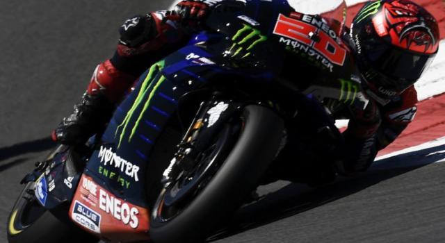 MotoGP, la griglia di partenza di oggi: GP Spagna. Quartararo in pole, Valentino Rossi in sesta fila