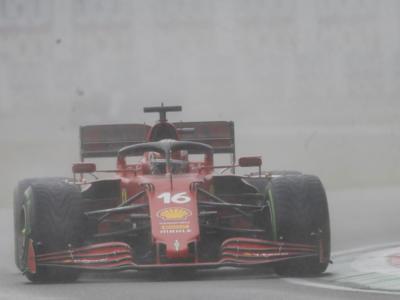 F1, la Ferrari meritava il podio. Charles Leclerc tradito dalla bandiera rossa, ma che differenza con il 2020!