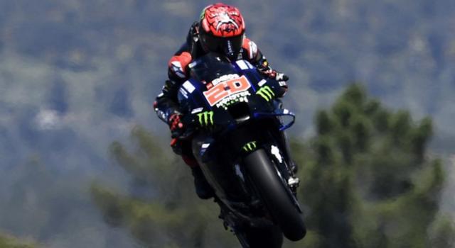 MotoGP, cosa è successo a Fabio Quartararo? La causa del crollo a 11 giri dalla fine