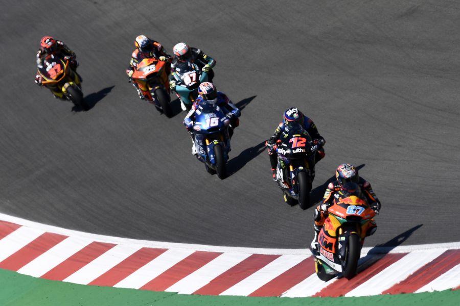 VIDEO Moto2, GP Francia 2021: gli highlights delle qualifiche di Le Mans