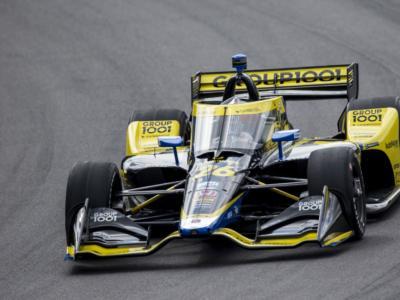 IndyCar Series, Colton Herta domina a St. Petersburg