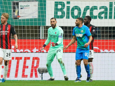 VIDEO Milan-Sassuolo 1-2: gol, highlights e sintesi. Decisivo Raspadori