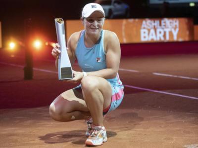 Tennis, Ranking WTA (26 aprile): Ashleigh Barty sempre più leader dopo la vittoria a Stoccarda. Camila Giorgi migliore italiana