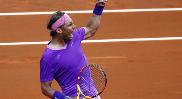 Nadal-Alcaraz oggi, Masters1000 Madrid: orario, tv, programma, streaming