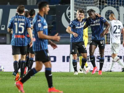 Calcio, Serie A 2021: show dell'Atalanta, 5-0 al Bologna e seconda posizione in classifica