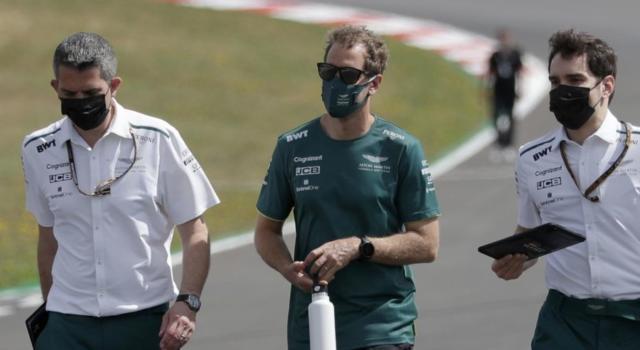 """F1, Sebastian Vettel: """"A Imola ero più contento della macchina rispetto al Bahrain, ho bisogno di un weekend pulito"""""""
