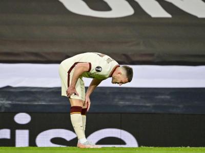 Infortunio Spinazzola, allarme per Mancini. La Roma perde anche Veretout e Pau Lopez