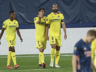 Europa League 2021: Villareal show nel primo tempo, Pepé tiene in corsa l'Arsenal. È 2-1 nella semifinale d'andata