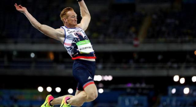 """Bob. La Gran Bretagna arruola Greg Rutherford, campione olimpico di salto in lungo: """"Voglio fare la storia a Pechino 2022"""""""