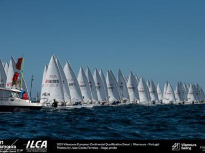Vela, Giovanni Coccoluto risale a Vilamoura e riporta l'Italia in lotta per il pass olimpico nell'ILCA 7
