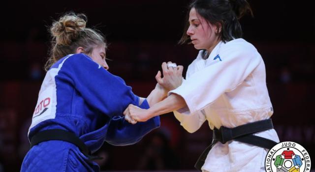 Judo, partenza falsa per Francesca Milani. Domani Odette Giuffrida e Manuel Lombardo: i tabelloni