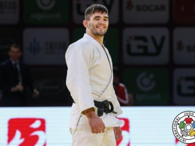 """Judo, Manuel Lombardo: """"Sono sollevato perché non vincevo un incontro da un anno e mezzo, il mio obiettivo è Tokyo"""""""