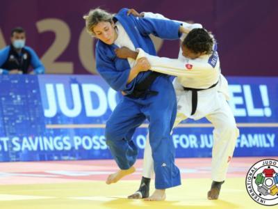 Judo, Maria Centracchio eliminata ai ripescaggi per il bronzo nei 63 kg agli Europei
