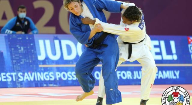 Judo, Olimpiadi Tokyo: Maria Centracchio vola ai quarti di finale! Parlati eliminato da Nagase