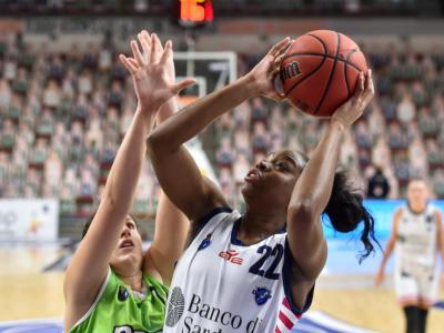 Basket femminile: Sassari espugna Broni ed è salva, costringe le biancoverdi al secondo turno di playout di Serie A1 2021