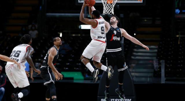 Basket: AS Monaco in finale di EuroCup, sconfitto il Gran Canaria. Attende Virtus Bologna o Unics Kazan