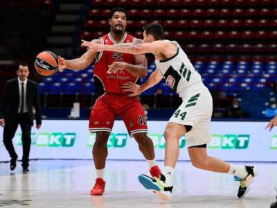 Basket: Olimpia Milano, è fatal overtime ad Atene. Il Panathinaikos rimonta da -20 nella penultima di stagione regolare di Eurolega